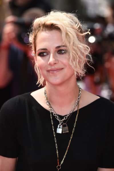 Kristen Stewart Smiling
