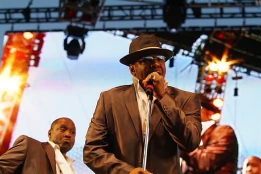 Bobby Brown in Miami
