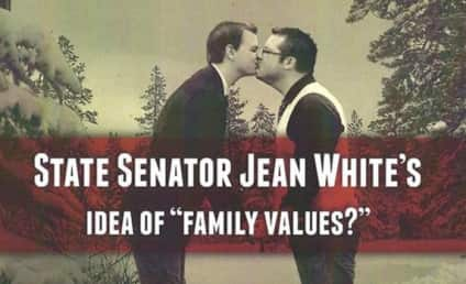 Gay Couple's Picture Misused in Anti-Gay Political Attack Ad; Legal Action Possible