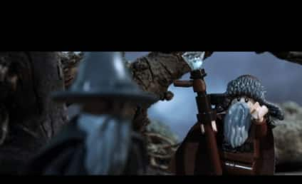 The Hobbit: The Desolation of Smaug Trailer Gets The Lego Treatment