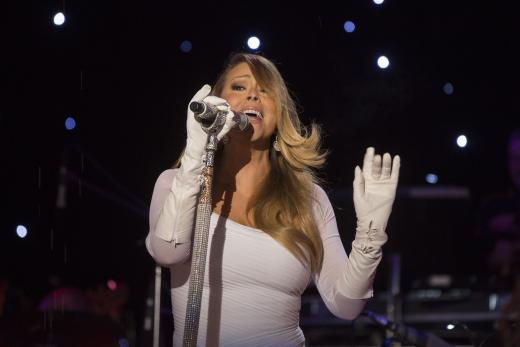 Mariah Carey in DC