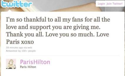Paris Hilton Not Sweating Latest Drug Arrest