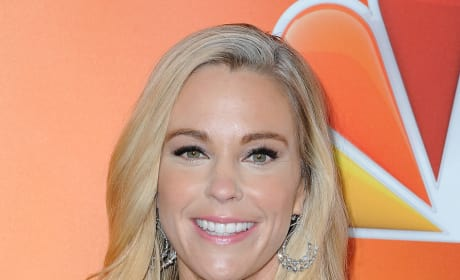 Kate Gosselin Looks Happy