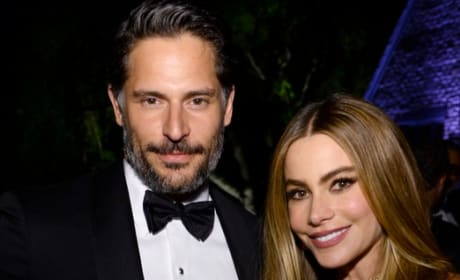 Sofia Vergara and Joe Manganiello Pic