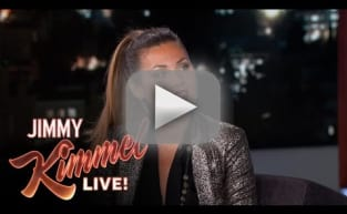 Britt Nilsson on Jimmy Kimmel Live