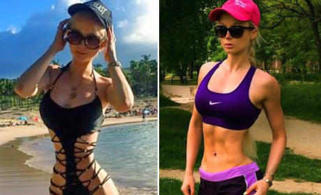 Valeria Lukyanova Speaks!!!