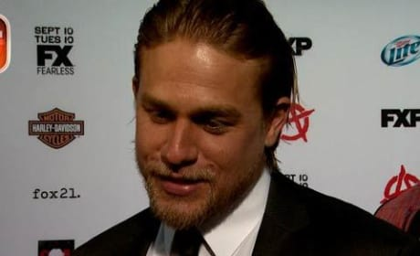 Charlie Hunnam on 50 Shades of Grey Fan Reactions