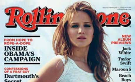 Jennifer Lawrence Rolling Stone Cover