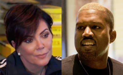 Kris Jenner to Kanye West: STFU About the Trump Stuff!