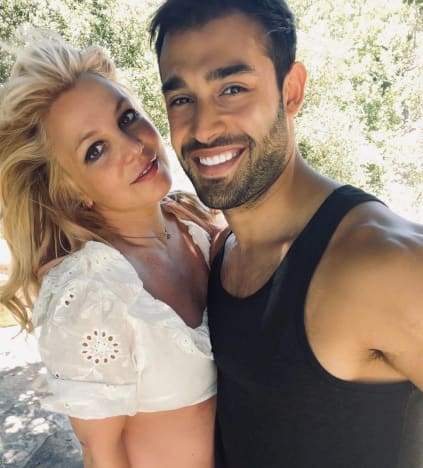 Britney and Fiance
