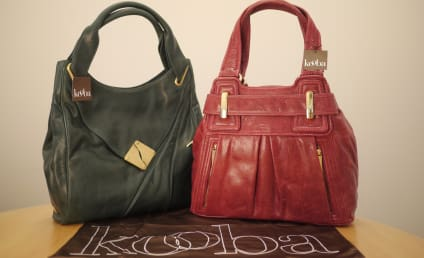 The Real Housewives of Beverly Hills Giveaway: Win A Kooba Purse!