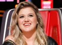 Kelly Clarkson to The Voice Contestant: You Said WHAT About Me?!?