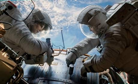 Gravity Wins Box Office... Again