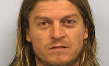 Wes Scantlin Arrested For Vandalism, Chainsaw Style