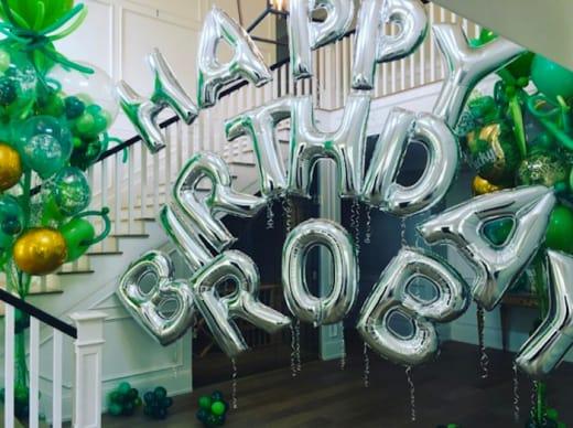 Rob Kardashian Birthday Balloons