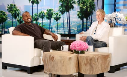 Kanye West: Kim Kardashian Makes Me a Better Person!