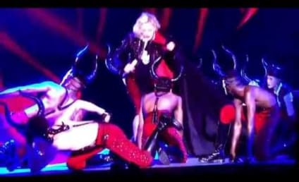 Madonna on Fall From BRIT Awards Stage: What a Nightmare!