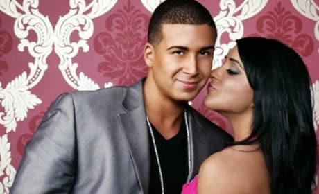 Vinny and Angelina Pic