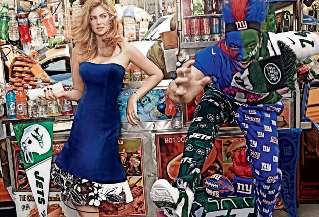 Kate Upton Vogue Mag Pic
