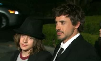 Robert Downey Jr. Issues Statement on Son's Arrest for Cocaine Possession