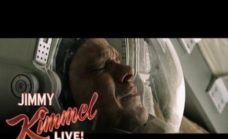Matt Damon Masturbates in Jimmy Kimmel Parody Trailer