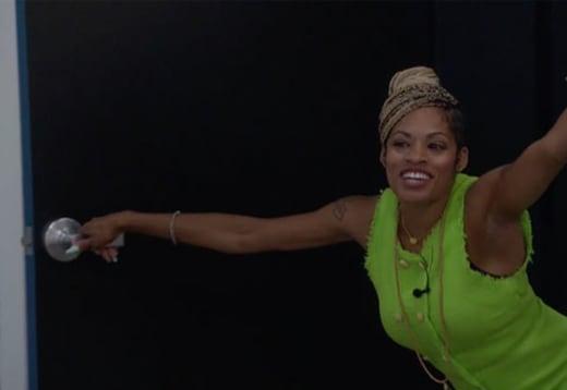 Tiffany Mitchel as Head of Household