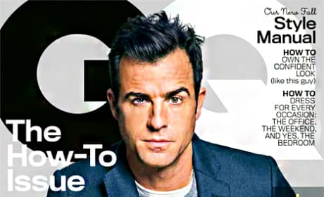 Justin Theroux GQ Cover