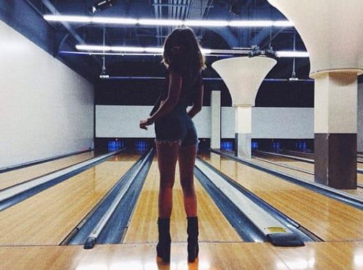 Kylie Jenner, Short Shorts