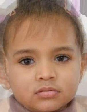 Kimye Baby Face Morph
