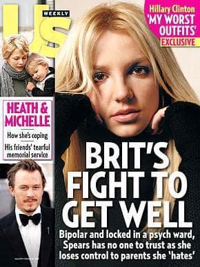 Britney Spears' Fight
