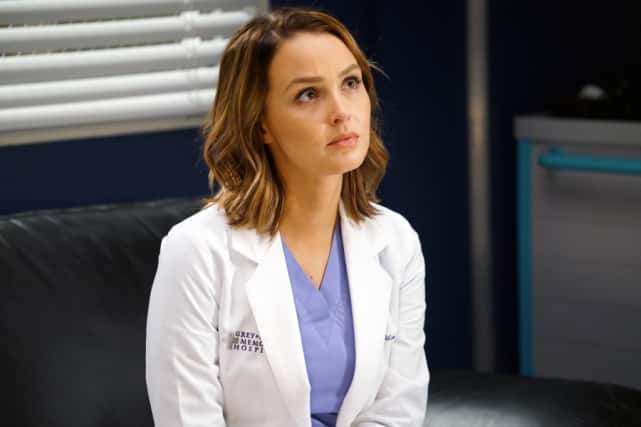 Jo wilson greys anatomy