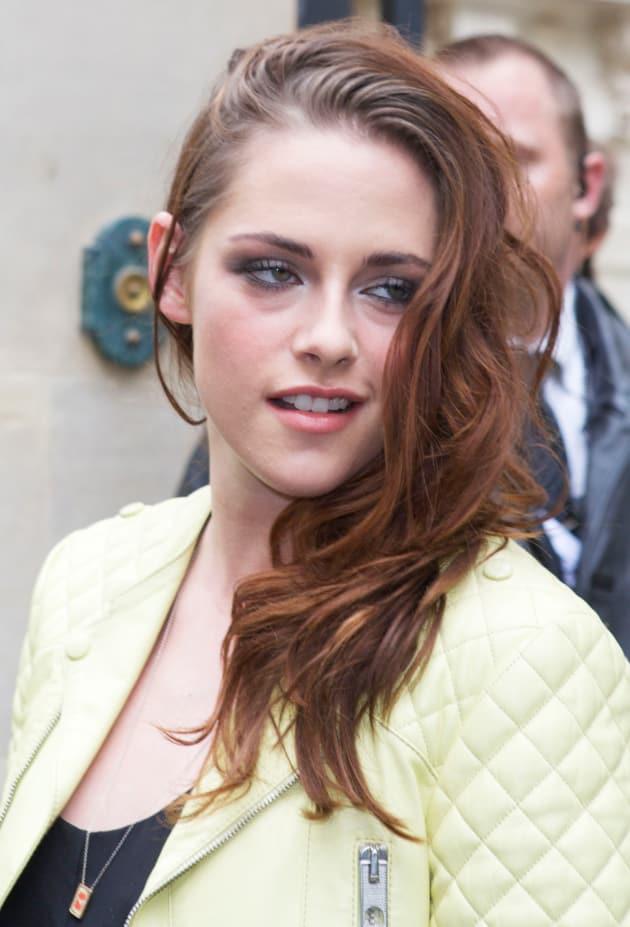 Kristen Stewart Paris Picture