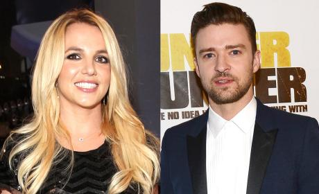 Justin Timberlake Wants to Work with Britney Spears
