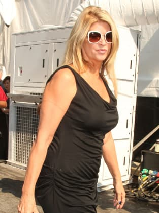 Kirstie Alley Weight Loss Picture