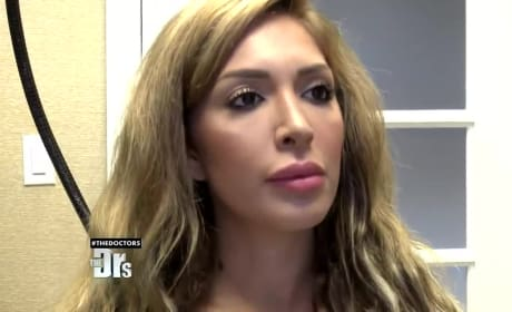 Farrah Abraham: Plastic Surgeon Says NO To Butt Implants!