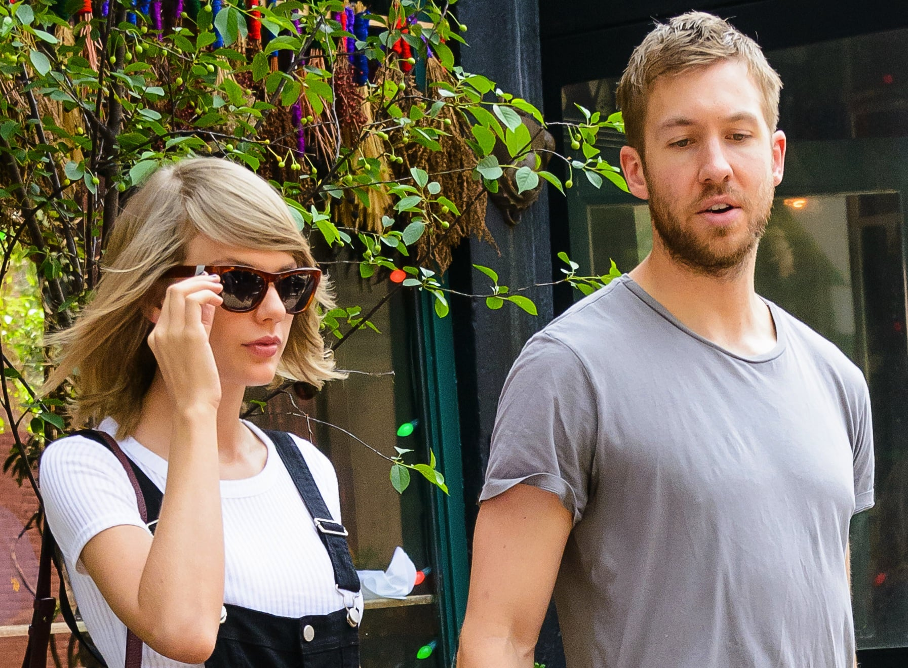 Taylor Swift Calvin Harris Totally Getting Married Someday The Hollywood Gossip