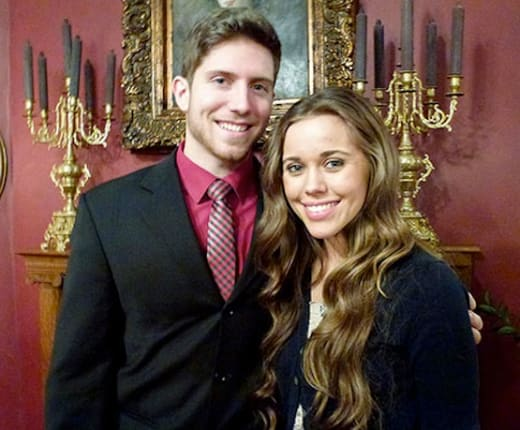 Jessa Duggar and Ben Seewald Together