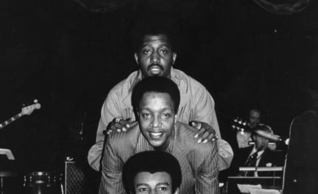 The Temptations Throwback Photo