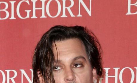 Johnny Depp: Drunk?