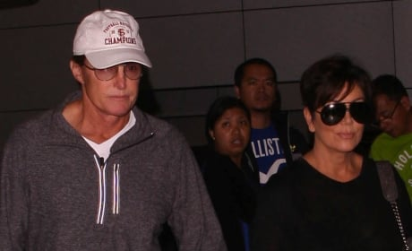 Kris Jenner and Bruce Jenner Back On?