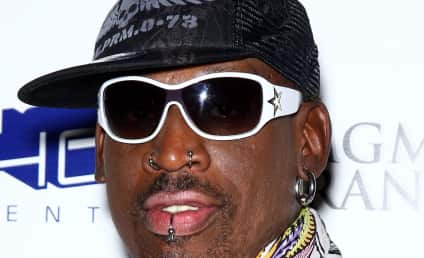 Dennis Rodman: Broke, Facing Jail Stint Over Failed Child Support