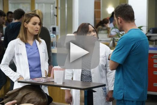 Watch Grey\'s Anatomy Online: Check Out Season 13 Episode 6 - The ...