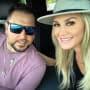 Jason Aldean and Brittany Aldean
