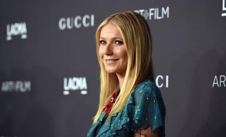 Gwyneth Paltrow: LACMA 2015 Art+Film Gala Honoring James Turrell and Alejandro G Iñárritu