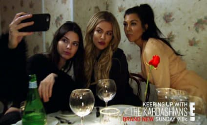 """KUWTK Preview: Kim Throws Shade, Tells Kourtney She's """"Not Special"""""""