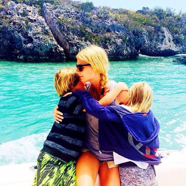 Gwyneth Paltrow and Kids