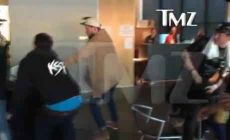 Bam Margera: KNOCKED OUT During Vicious Fight! Watch the Video Now!