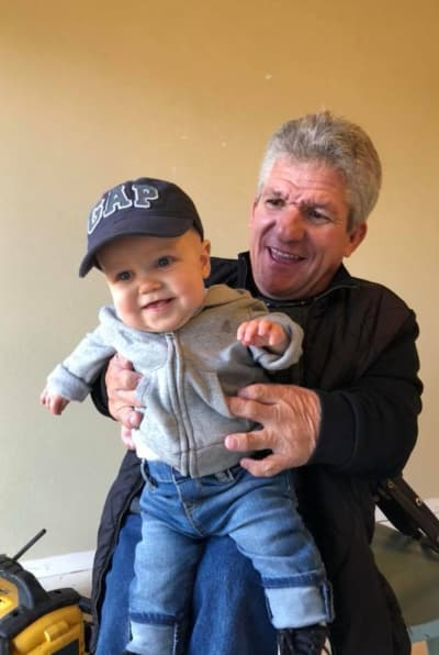 Matt Roloff at Play