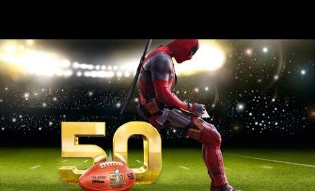 Deadpool Super Bowl Trailer