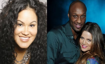 Liza Morales Mourns Death of Son with Lamar Odom